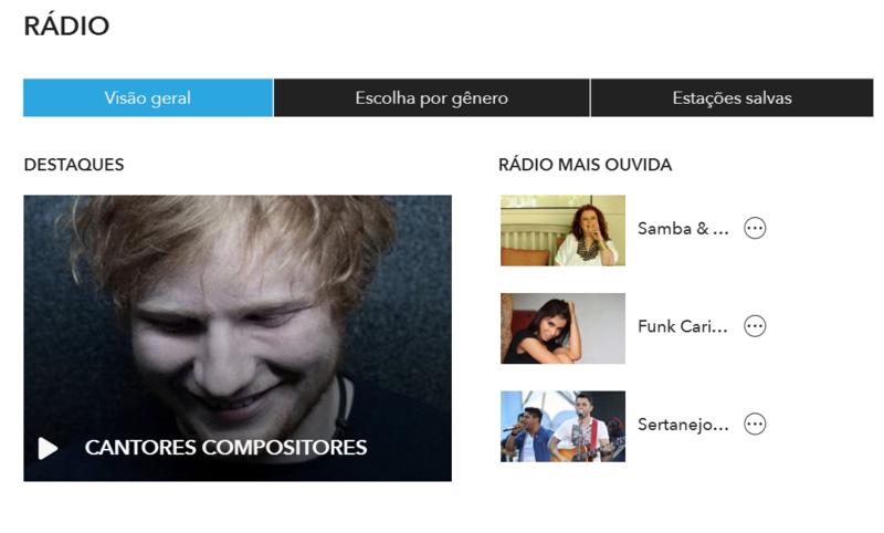 Rádio do Vivo Música