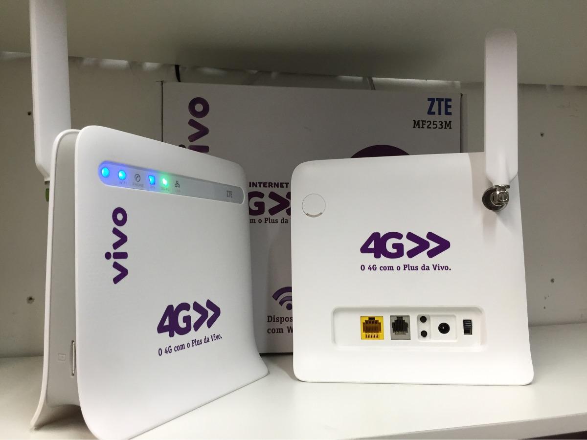 Roteador VivoBox 4G